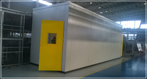 Machine Acoustic Enclosures manufacturer in Gujarat