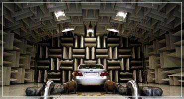 NVH Test Chamber