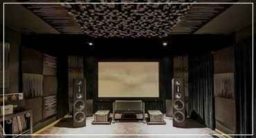 Studio-Vocal Booth-Home-Theater
