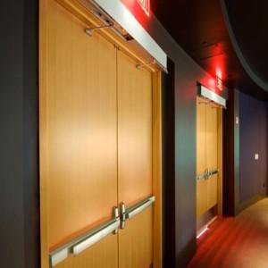 Acoustic Wooden Doors