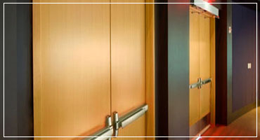 Acoustic Fire Doors