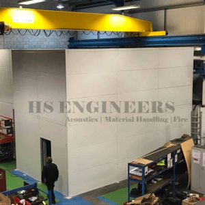 Acoustic Enclosures for Mechanical Press Machines in India