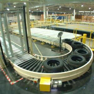 Tyre Handling Conveyors