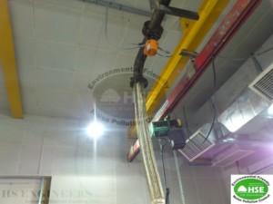 Petrol Engine Sound Test Room