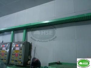 Diesel Engine Acoustic Test Room
