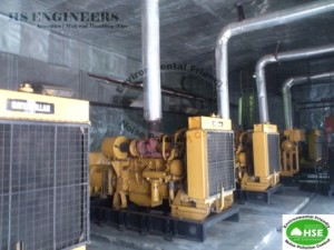Generator Room Soundproofing