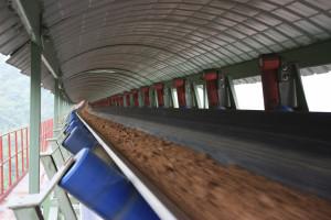 Horizontal Coal Handling Conveyors