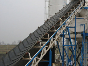 Inclined Trough Belt Conveyors