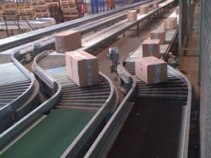 Powerised Roller Conveyors