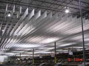 Acoustic Hanging Baffles