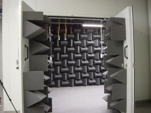 402test chamber with anechoic