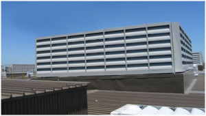Acoustic Insulated Louvres