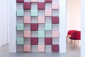 Wood wool Acoustic Tiles India