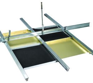 Clipin Acoustic Metal Tile Frame