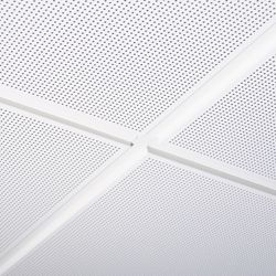 Metal Layin Acoustic Ceiling Tiles
