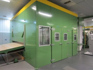 Machine Soundproof Enclosures