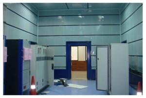 Noise test chamber
