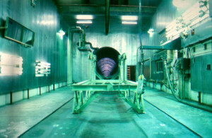Engine Acoustic Test Chamber
