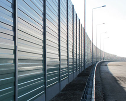 Acoustic Noise Barriers Sound Walls Sound Barriers Sound