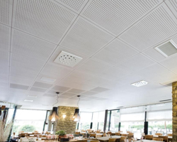 Clipin Acoustic Metal Tile India