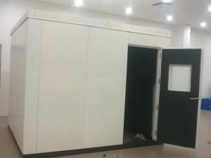 Speaker Acoustic Test Chamber