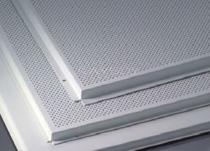 Layin Acoustic Metal Tiles