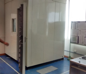 Noise Test Room