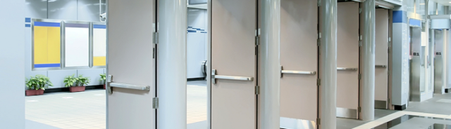 Acoustic Insulated Doors