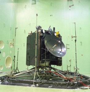 rosetta_in_acoustic_test_chamber_large