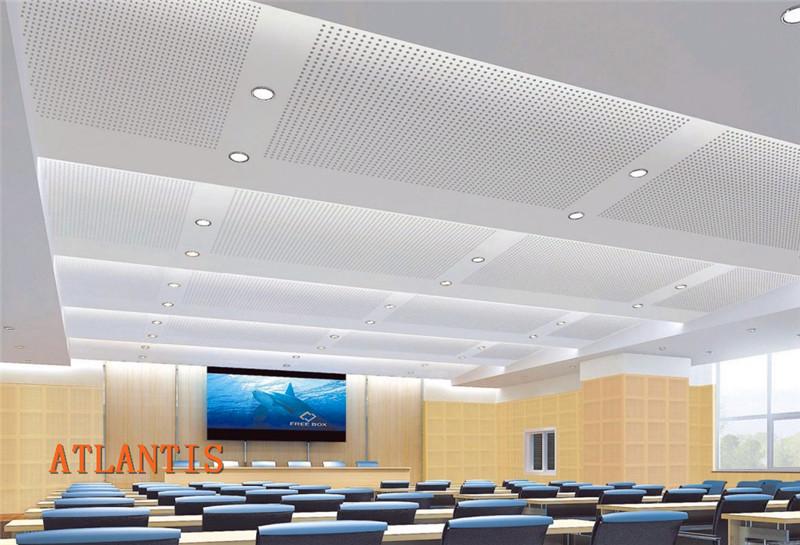 Sound Absorbing Gypsum Board : Gypsum acoustic panels h s engineers