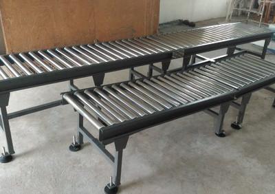 roller track conveyor