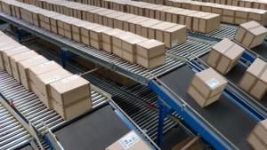 Warehouse Roller Conveyors