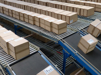 Warehouse Roller Conveyors