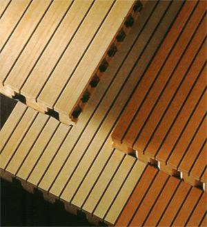 wooden acoustic tiles h s engineers. Black Bedroom Furniture Sets. Home Design Ideas