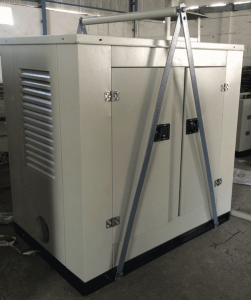 Rotary Blowers Soundproof Cover