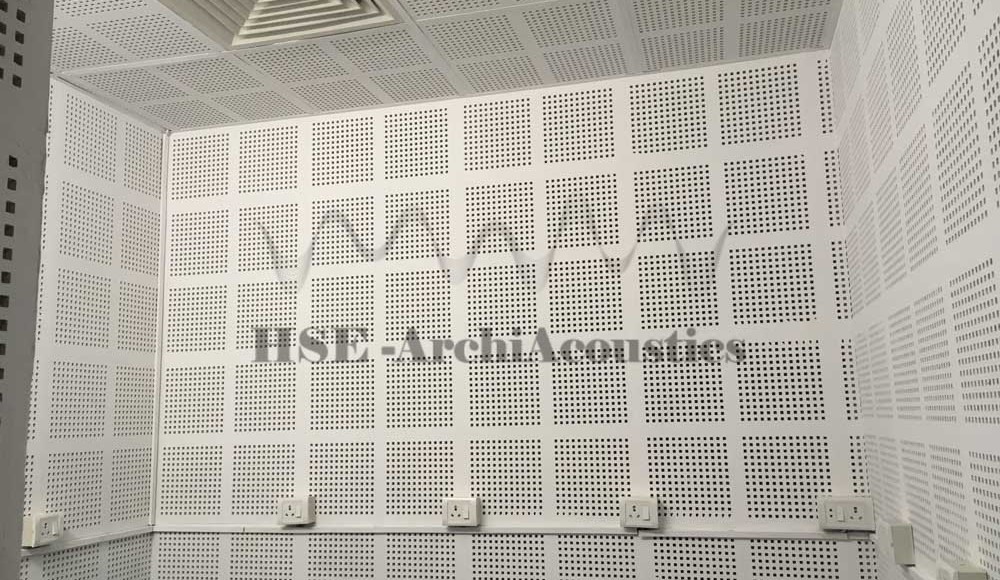 Audiomtric Room Soundproof Chamber India