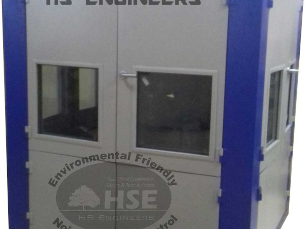 Soundproof Enclosures