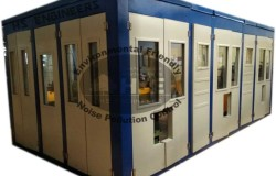 Cutting Machine Soundproof Chambers
