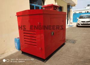 Mahindra generator 10 KVA Acoustic Enclosure