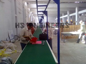 Packing line conveyors manufacturers in Noida