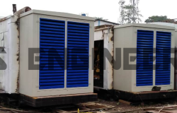 Oil Rig generator Acoustic Enclosures