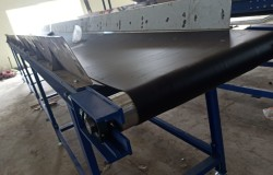 Waste Recycle sorting conveyor