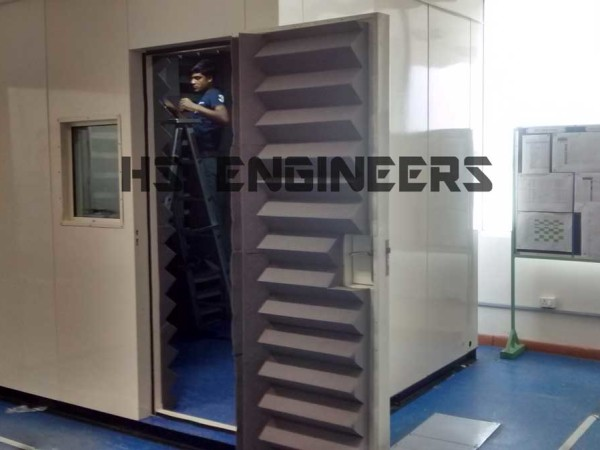 Acoustic test chamber suppliers