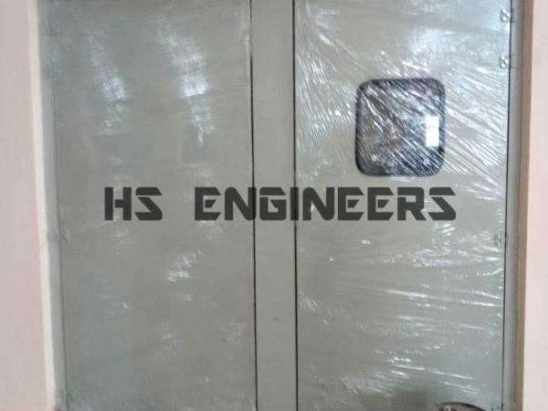 Generator Room Acoustic Doors
