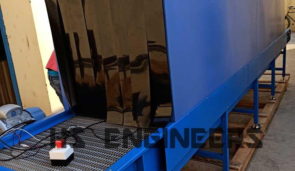 UVC Disinfection Conveyor System