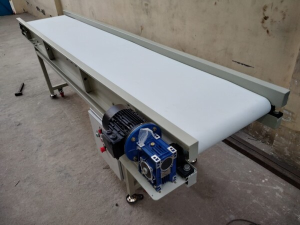 Food Grade PU Belt Conveyors