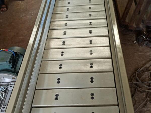 Slat Chain Conveyors India